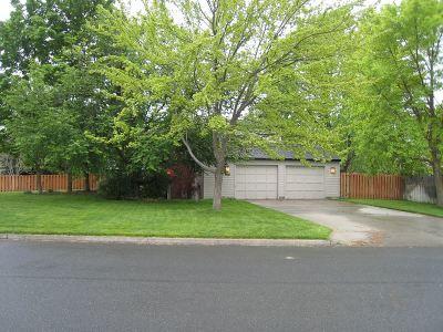 Spokane Single Family Home For Sale: 3110 E Tara Dr
