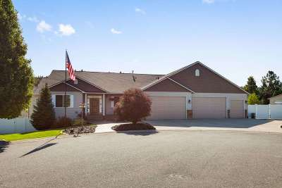 Spokane Valley Single Family Home New: 1107 S Carnine Ln