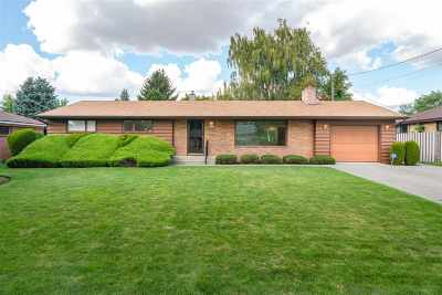 Spokane Valley Single Family Home New: 10523 E Springfield Ave