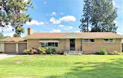 spokane Single Family Home New: 5505 S Perry St