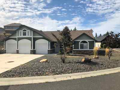 spokane Single Family Home New: 10117 N Milbrath Ln