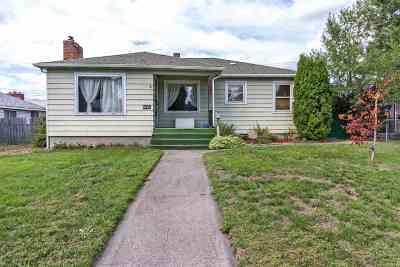 Spokane Single Family Home New: 4811 N Maple St