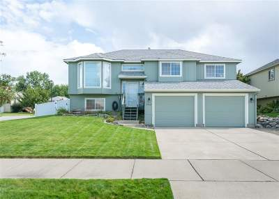 Spokane Valley Single Family Home New: 2803 S Newer Ct