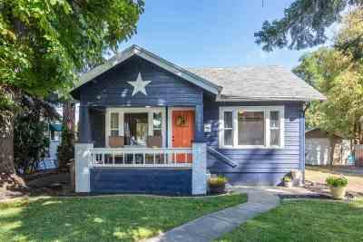 Spokane Single Family Home New: 3607 E 6th Ave