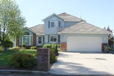 Spokane Single Family Home New: 12032 S Player Dr