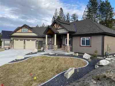 Spokane Single Family Home New: 14002 N Wandermere Estates Ln