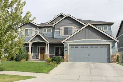 Spokane Single Family Home New: 17417 E Barclay Ct