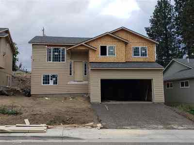 Spokane Single Family Home New: 3418 E 25th Ave