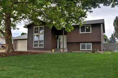 Spokane Valley Single Family Home New: 4616 N Larch Rd