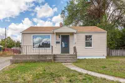 Spokane Single Family Home New: 6019 N Milton St