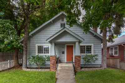 Spokane WA Single Family Home New: $155,000