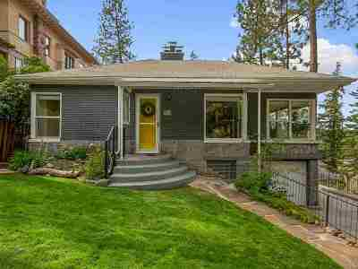 Spokane WA Single Family Home New: $250,000