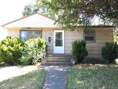 Spokane WA Single Family Home New: $195,000