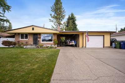 Spokane WA Single Family Home New: $224,900
