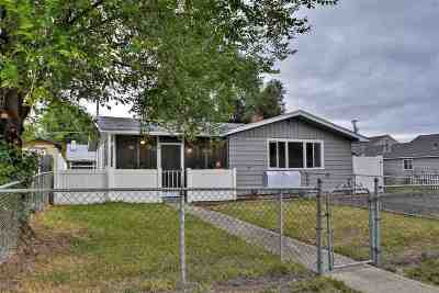 Spokane WA Single Family Home New: $209,000