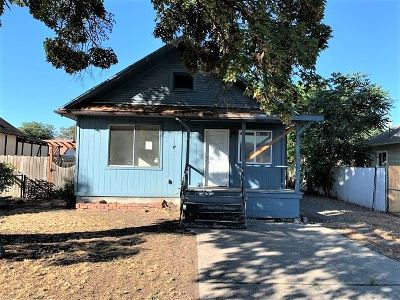 Spokane WA Single Family Home New: $65,000