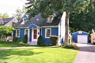 Spokane WA Single Family Home New: $275,000