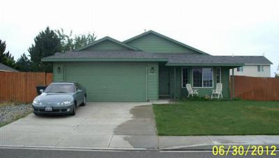 Pasco WA Single Family Home Sold: $137,900