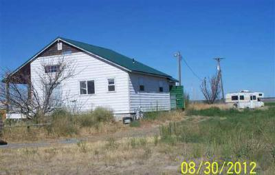 Eltopia WA Single Family Home Sold: $116,000