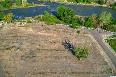 Adams County, Benton County, Franklin County, Garfield County, Grant County, Walla Walla County, Yakima County Residential Lots & Land For Sale: 68703 W Ferry Prnw
