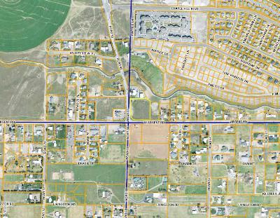 Pasco Residential Lots & Land For Sale: Nka Road 68