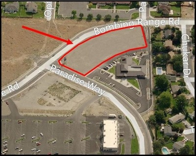 West Richland Residential Lots & Land For Sale: Bombing Range Road