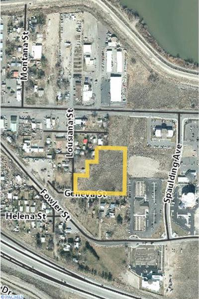 Richland Residential Lots & Land For Sale: Columbia Park Trail