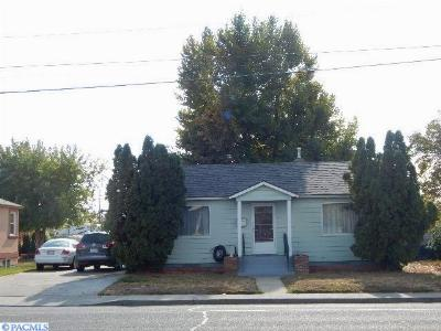 Pasco WA Single Family Home Sold: $128,000