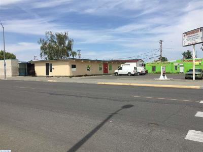 Pasco Commercial For Sale: 611 W Columbia