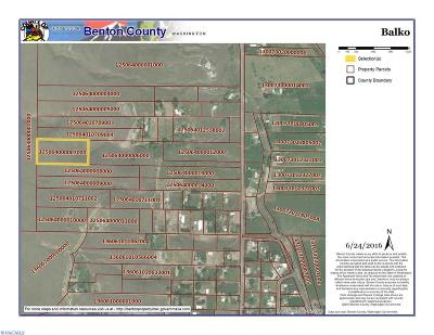 Benton City Residential Lots & Land For Sale: Nka Horne Drive