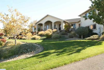 Prosser WA Single Family Home Sold: $485,000