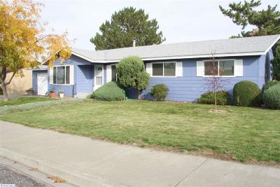 Prosser WA Single Family Home Sold: $178,000