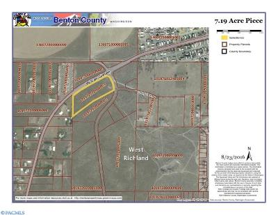 West Richland Residential Lots & Land For Sale: 145 Belmont Blvd