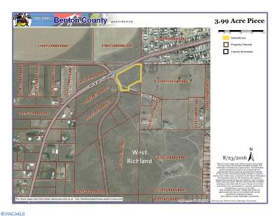 West Richland Residential Lots & Land For Sale: 140 Belmont Blvd