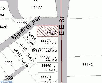 Residential Lots & Land For Sale: 813 E E St