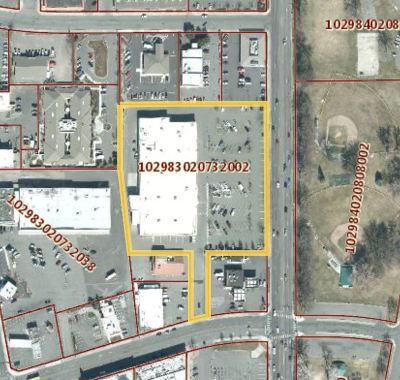 Richland Commercial For Sale: 1425 George Washington Way