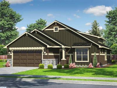 richland Single Family Home For Sale: 2314 Meritage Avenue