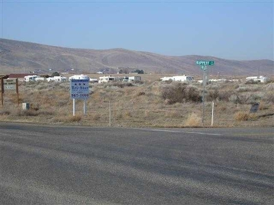 West Richland Residential Lots & Land For Sale: Nka Ruppert Rd.