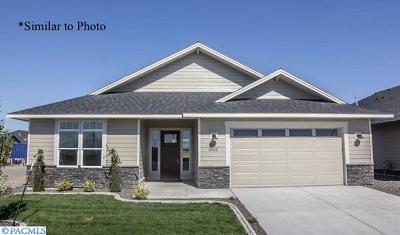 richland Single Family Home For Sale: 2563 Pinyon Pl