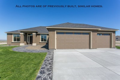 West Richland Single Family Home For Sale: 6410 Collins Road