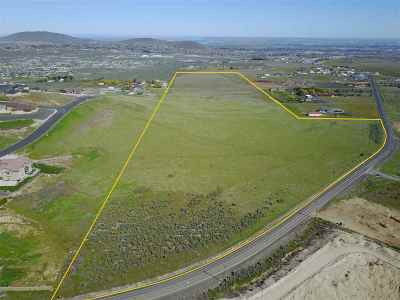 kennewick Residential Lots & Land For Sale: Nka Clodfelter Rd.