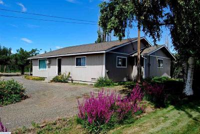 prosser Single Family Home For Sale: 158102 W McCreadie Road