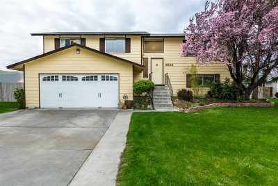 Kennewick Single Family Home For Sale: 3624 S Quincy Pl