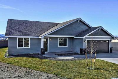 Pasco Single Family Home For Sale: 5120 Brandon Ct
