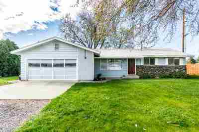 Kennewick Single Family Home For Sale: 115 W 31st