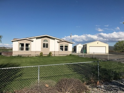 prosser Mobile/Manufactured For Sale: 18017 N 1385 Pr NW