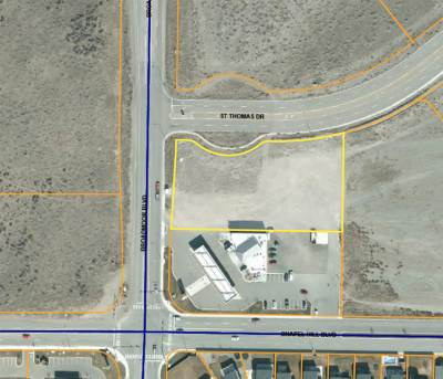 Pasco Residential Lots & Land For Sale: Tbd Broadmoor Blvd