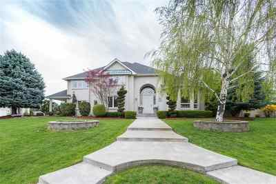 Kennewick Single Family Home For Sale: 4801 W 19th Ave