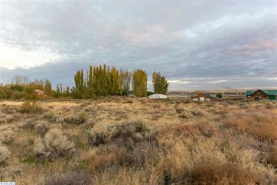Adams County, Benton County, Franklin County, Garfield County, Grant County, Walla Walla County, Yakima County Residential Lots & Land For Sale: 56605 Christy Rd