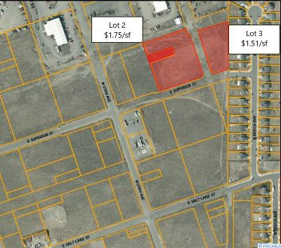 pasco Residential Lots & Land For Sale: E Superior Street #Lot 3